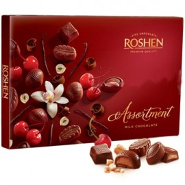 Sophisticated Milk Chocolate Assortment from Roshen