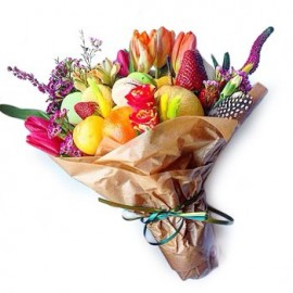 Vibrant and Sweet Bouquet