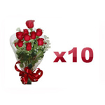10 Rose Compositions
